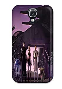 New Diy Design Star Wars Clone Wars For Galaxy S4 Cases Comfortable For Lovers And Friends For Christmas Gifts