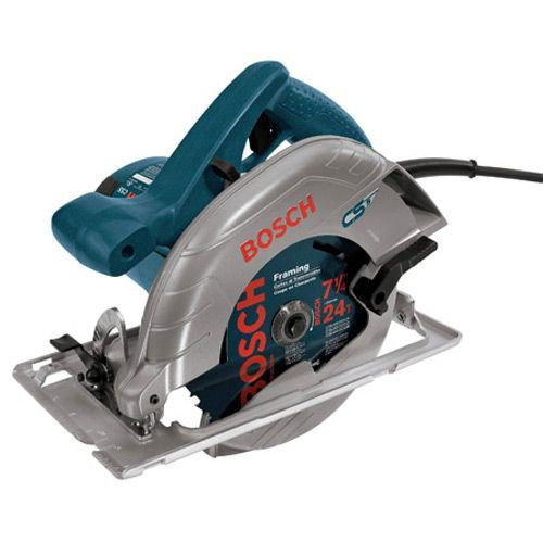 Factory-Reconditioned Bosch CS5-RT 15-Amp 7-1/4-Inch Circular (Factory Reconditioned Saws)