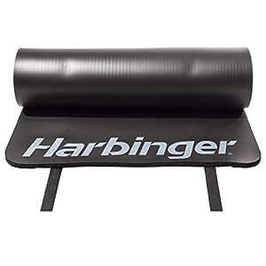 Harbinger Anti-Microbial Durafoam Exercise Mat, 3/8-Inch