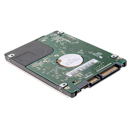 D DOLITY 160GB 2.5inch Mobile Hard Disk Drive - 5400 RPM - SATA 3Gb/s - Replacement Internal Hard Drive Disk for Desktop PC ()