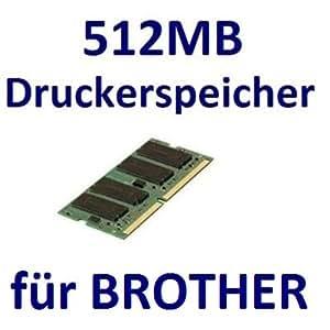512MB de Memoria de impresoras para Brother HL 5250+ HL-5250DN + HL-5270+ HL-5270DN