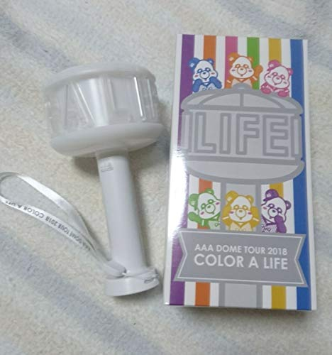 AAA 2018 ドームツアー COLOR A LIFE ペンライト PENLIGHT グッズ 即発送可能