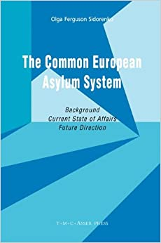 The Common European Asylum System: Background, Current State of Affairs, Future Direction