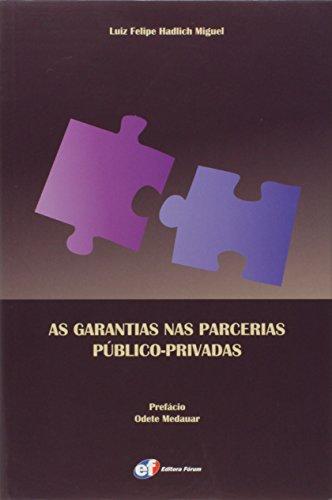 As Garantias nas Parcerias Público-Privadas