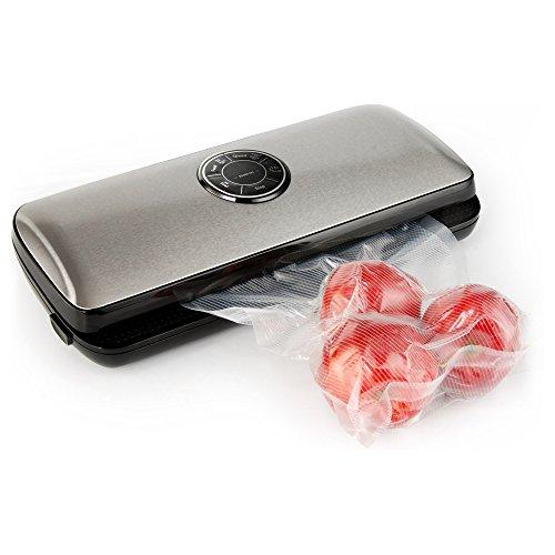 Next-shine Food Sealer Quick Mute Operation