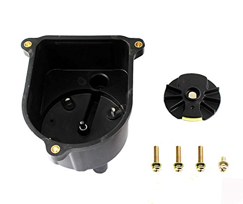 XtremeAmazing for Honda Civic 92-00 Distributor Cap and Distributor Rotor Ignition Kit Yec 30103 P08 003 / 30103P08003 30102 P54 006 / 30102P54006