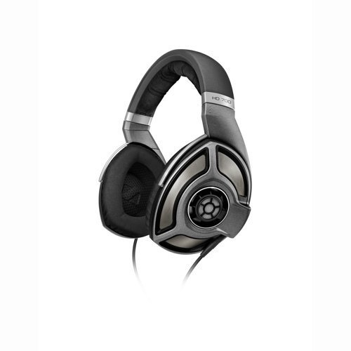 """Sennheiser HD 700 Headphone (Jack plug ¼"""" (6.3 mm) stereo) (Certified Refurbished)"""