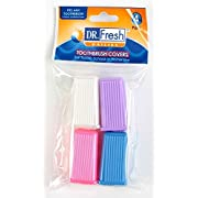 Dr. Fresh Toothbrush Covers, Set of 4,1-Pack