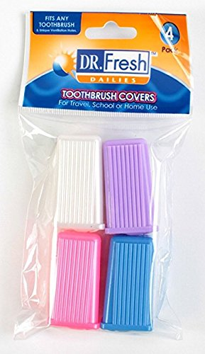Dr Fresh Toothbrush Covers Set product image