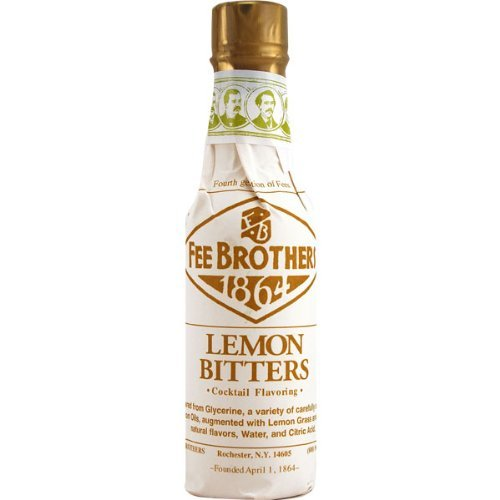 Fee Brothers Lemon Cocktail Bitters - Pack of 2 ()