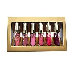 Matte lipstick similar to Kylie Jenner Birthday Kit (mini set) (6 X 0.02 fl oz./oz. liq / 0.65 ml) Koko K, Dolce K, Candy K, Kristen, Leo