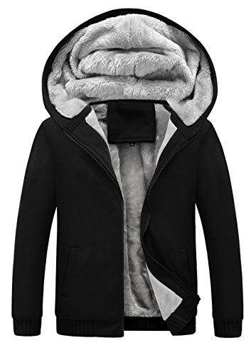 insulated hoodies for men - 5