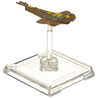 NECA Star Trek Attack Wing - Wave 0 - Kraxon Expansion Pack, Multi-Colored
