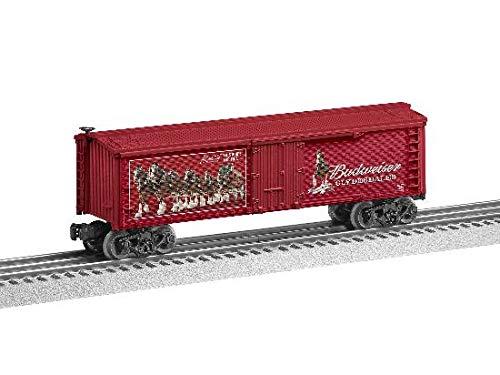Lionel Trains - Budweiser Clydesdales Reefer, O Gauge