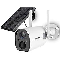 【2021最新型・完全無線】 YESKAMO 防犯カメラ 屋外 ソー...