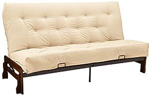 Epic furnishings bristol futon sofa sleeper for Sofa bed 54 wide