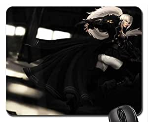 Night Hunter Mouse Pad, Mousepad (10.2 x 8.3 x 0.12 inches)