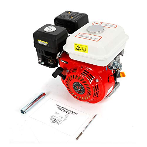 OUKANING Gasoline Engine 5.1KW, 4 Stroke Gasoline Engine, Fuel Engine for Kart Vehicle: Amazon.co.uk: Garden & Outdoors