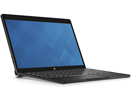 Dell Latitude 7275 FHD (1920x1080) 2-in-1 Laptop/Tablet PC (Intel Core M5-6Y57, 8GB Ram, 256GB Solid State SSD, Dual Camera, Type C Port, WIFI) Win 10 Pro (Renewed)