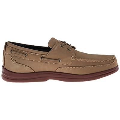 Aetrex Men's Justin Boat Shoe | Loafers & Slip-Ons