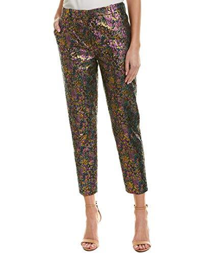 3.1 Phillip Lim  Womens Woven Pencil Trouser, 4 (Lim Trousers Phillip 3.1)