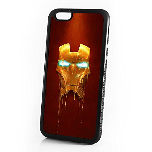 ( For iPhone 6 6S ) Phone Case Cover - HOT1859 Ironman Super Hero (I Phone 6 Case Iron Man)