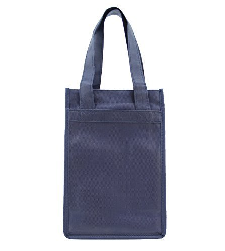4 Bottle Wine/Water Non-Woven Holder Tote Bag/ Resuable Gift Bag/ Carry Bag (Non Woven Bottle)