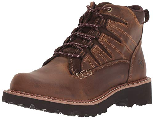 Ariat Women's Canyon II Hiking Shoe, Distressed Brown, 8.5 C US ()