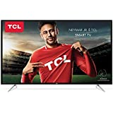 "Smart TV LED 32"" HD, TCL L32S4900S, Preta"