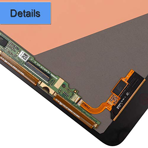 Replacement LCD Compatible with Samsung Galaxy Tab S2 9.7'' T810 T813 T815 T817 Display Digitizer Assembly Touch Screen (Black) + Tools by E-YIIVIIL (Image #3)