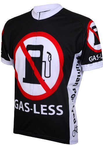 Amazon.com   Gas Less Mens Cycling Jersey XXL   Sports   Outdoors eb8700d67