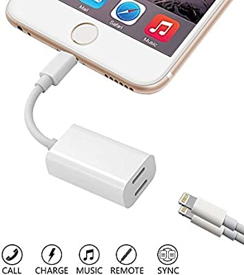 adaptor iphone 7 2 in 1