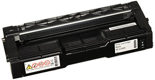 Ricoh 407539 SP C250 Black Toner Cartridge from Ricoh