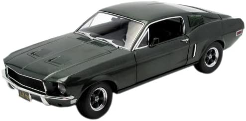 Greenlight 1:64 LOOSE Steve McQueen/'s Unrestored 1968 FORD MUSTANG GT Fastback