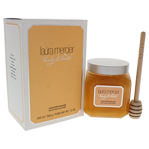 Laura Mercier Creme Brulee Honey Bath, 12 Ounce
