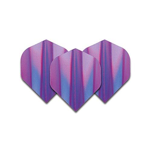 Review Purple Iridescent Holographic Dart