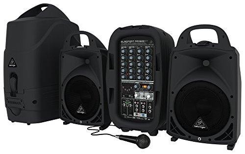 Behringer EUROPORT PPA500BT Portable PA-Anlage