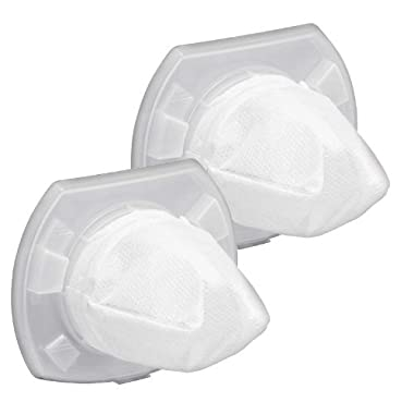 Black & Decker VF110 Dustbuster Replacement Filters 2-Pack