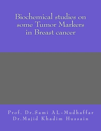 Biochemical studies on some Tumor Markers in Breast cancer