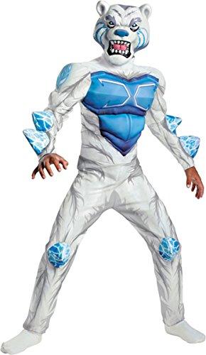 Disguise Costumes Monsuno Lock Monster Deluxe