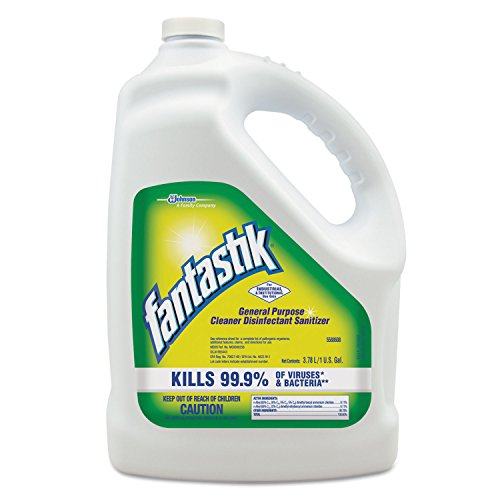 Fantastik, SC Johnson Professional, All-Purpose Cleaner, 1 Gallon, Pack of 4