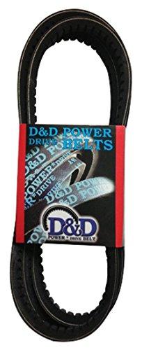 Rubber 64.27 Length D/&D PowerDrive 441420C91 Case Ih Replacement Belt 1 -Band 17