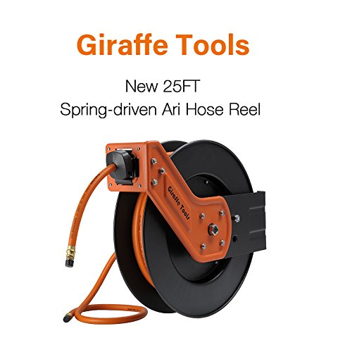 automatic reeling hose - 7