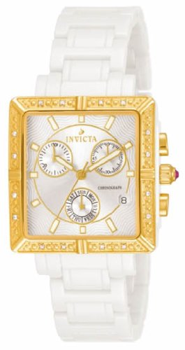 Invicta Women's 10214 Ceramics White Watch