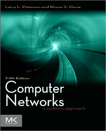 solution manual computer networks peterson 4th edition