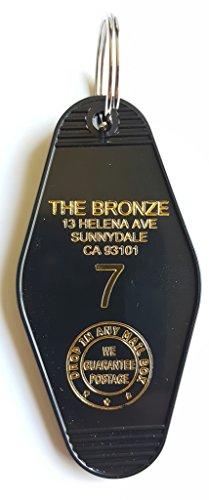 "Buffy the Vampire Slayer""The Bronze"" #7 Inspired Key Tag"
