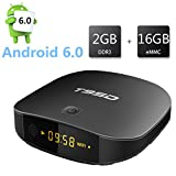 Android 6.0 Smart TV Box - T95D 2G Ram 16G Rom Rockchip RK3229 Quad-core A7 processor 2.4G WiFi Internet TV Box with HDMI 2.0 4K*2K 1080P BT4.0 H.265