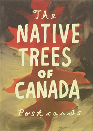 Native Trees of Canada: A Postcard Set: Postcard set with 30 postcards