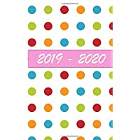 "2019 - 2020: Two Year Pocket Monthly Planner : 24-Month Calendar and Planner( Size : 4.0"" x 6.5"", jan 2019 - dec 2020), Agenda Planner and Schedule ... U.S. Holidays ( Mini Calendar & Planner )"