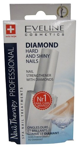 EVELINE - NAIL THERAPY DIAMOND HARD AND SHINY NAILS - NAIL STRENGHTENER - 12ml Eveline Cosmetics M00005125